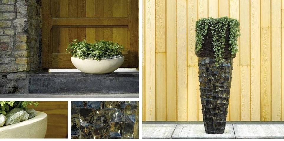 Exclusieve bloempotten kopen - exclusieve plantenbakken kopen - exclusieve bloempotten online - Home Meets Nature
