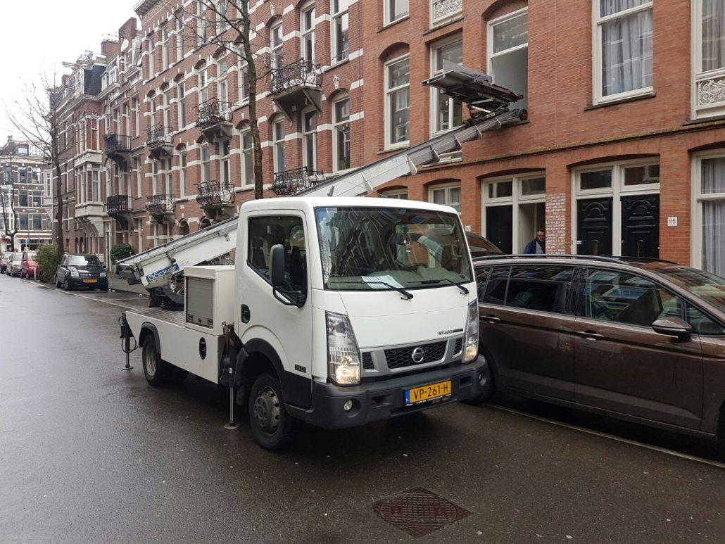 Verhuislift Huren | Verhuisliftvergelijker.nl