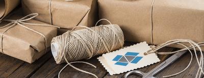 Hoe kunt u iets handmatig verpakken laten?