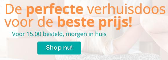 Stevige Verhuisdozen Kopen? | Snel in huis - Verhuisdozenstore.nl