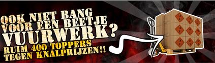 Vuurwerk bestellen bij Vuurwerkexpert.nl
